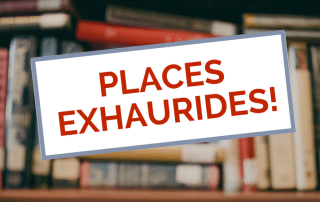 Places exhaurides