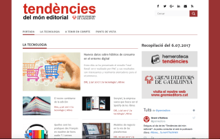 Tendencies del món editorial