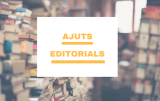 Ajuts editorials